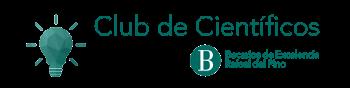 Club de Científicos Rafael del Pino Logo